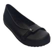 Crocs Band Flat Zapatos Chanclas Playa Mujer