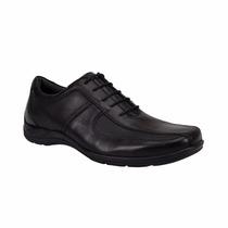 Zapato Comodo Confort Flexi Casual En Piel