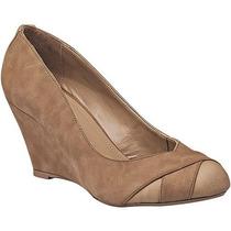 Zapatos Lady Paulina 70802 Camel Tacon 8 Cm Oi