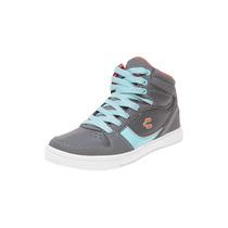 Charly - Tenis De Bota Skate - Gris - 1050323