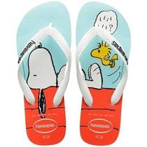 Havaianas Sandalia Para Unisex Snoopy