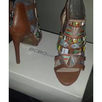 Hermosas Zapatillas Bcbg Generación Nuevas En Caja 4.5