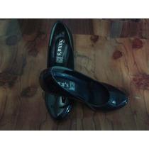 Muy Bonitas Zapatillas De Dama Marca Saxa