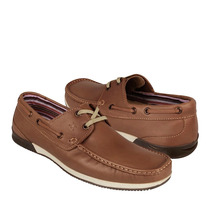 Karosso Zapatos Caballero Casuales 80401 Piel Caoba