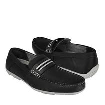 Flexi Zapatos Caballero Casuales 68606 Piel Negro