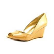 Alfani Kendol Peep Toe Cuñas Zapatos De Los Tacones