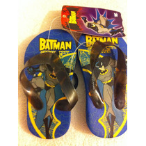 Chanclas Para Niño De Batman Gotham City