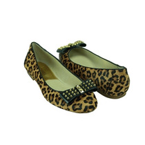 Envío Gratis Flats Michael Kors Cheetah Animal Print 3.5 Mex