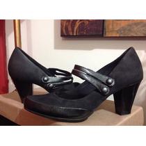 Zapatilla Zapato Casual De Vestir Clarks Ejecutivo Descanso.