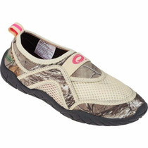 Zapato Acuatico Y Todo Terreno Para Dama Camuflajeado