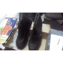 Zapato Insdustrial Tipo Borcegui Con Casquillo De Acero
