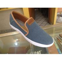 Zapatos Ozono Azul Marino