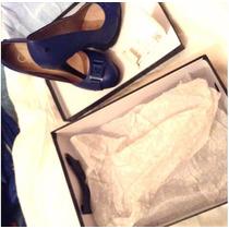Zapatilla Azul Cloe