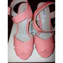 Zapatos Bimba&lola 100%piel Talla 5 (38)