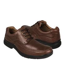Flexi Zapatos Caballero Casuales 68901 Piel Brandy