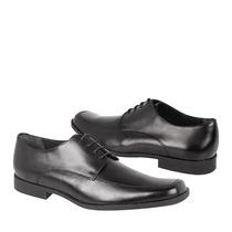 Gran Emyco Zapatos Caballero Vestir Ec-3450 Piel Negro