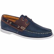 Zapatos Casuales Navegante Piel Original Nuevo