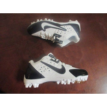 Spikes Tachones Nike Football Americano Talla 22 Mex