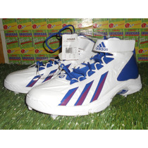 Tachones Adidas 33mex. 15us. Futbol Americano Oferta #nov30