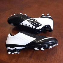 Spikes Tachones Nike Football Americano Talla 6.5 Mex