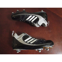 Spike Tachones Adidas Football Americano Talla 6.5 Mex