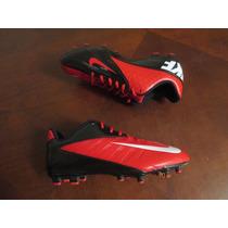 Spikes Tachones Nike Football Americano Talla 4 Mex