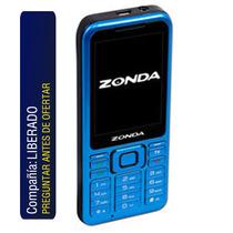 Zonda Zmck 810 Tv Análoga Bluetooth Sms Mms Mp3 Cám 0.3 Mpx