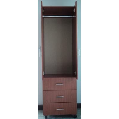 Modulos minimalistas para armar tu closet 3 cajones y tubo for Closets minimalistas df