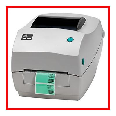 Impresora Zebra Codigo De Barras Etiquetas Gc420 8 790