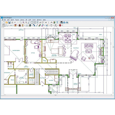Programas de diseo de casas dibujar planos d online for Programa de diseno de interiores online