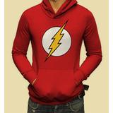 Sudadera Dc Comics Mod: Flash Logo En Vandalos