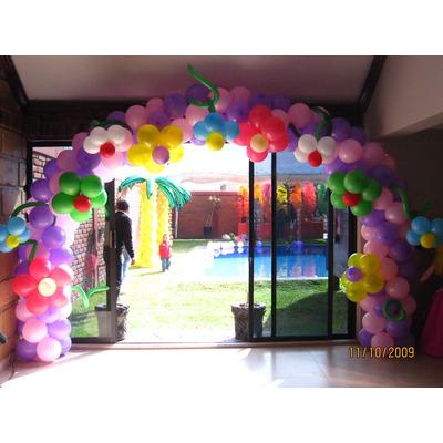 Decoracion y arreglos con globos cualquier tipo de evento for Decoracion con globos precios