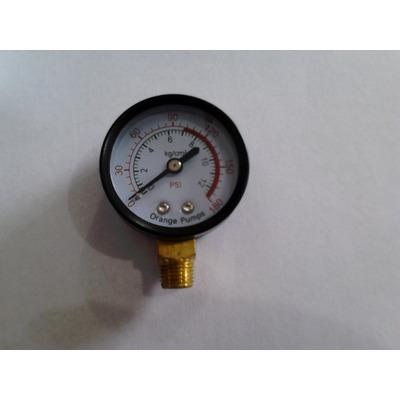 Manometro 0 180 psi para compresor en venta en gral real - Manometro para compresor ...