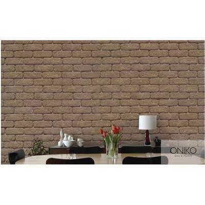 Piedra adobe muros fachadas recubrimientos oniko - Recubrimientos para paredes ...