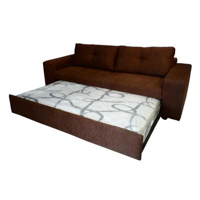Sofa con cama nido p colchon ind tymi megan tela for Sofa cama nido 1 plaza