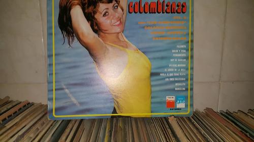 Disco Acetato De: Cumbias Colombianas