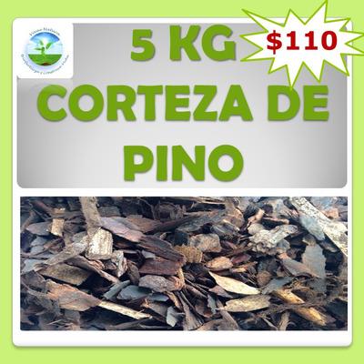 5kg corteza de pino sustrato decoraci n jard n 110 cfrtk - Corteza de pino ...