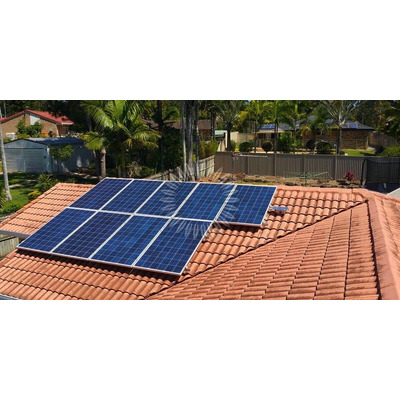 Kit De 4 Paneles Solares Csun 250w E Inversor Connera