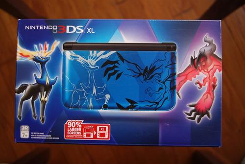 Nintendo 3ds Xl Pokémon X