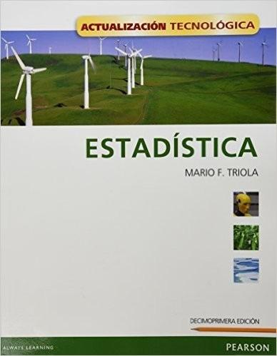 Estadística Autor Triola