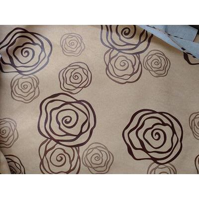 1 metro tela loneta para tapizar sillas sillon cafe claro - Loneta para tapizar ...