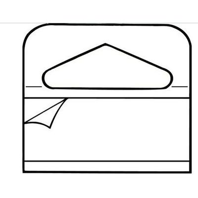 Perchas adhesivas colas de pato paquete de 1 000 piezas for Perchas adhesivas