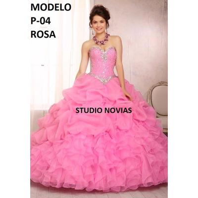 063d376ca8 Vestidos Xv Años Quinceaños 15 Años Promocion Solo Este Mes ...