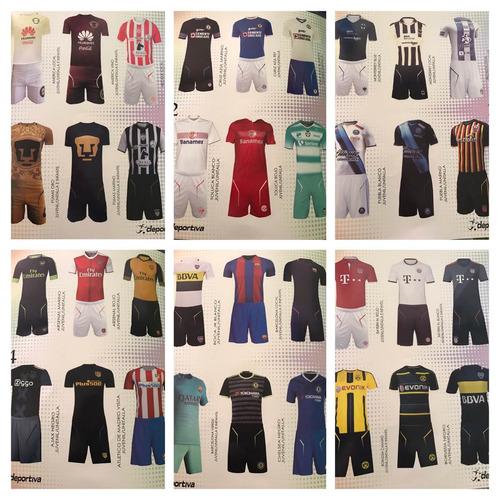 639ae7ac3f718 ... Gool comprar 12 Uniformes De Futbol Completos Genesis