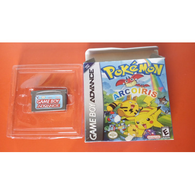 pokemon arcoiris version gba free download