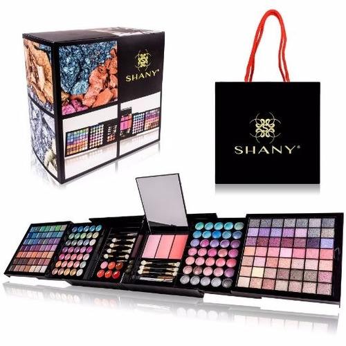 Shany All In One Harmony Makeup Kit - Ultimate Color