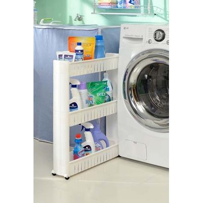 Organizador de 3 niveles para lavander a o cocina 570 - Organizador de lavanderia ...