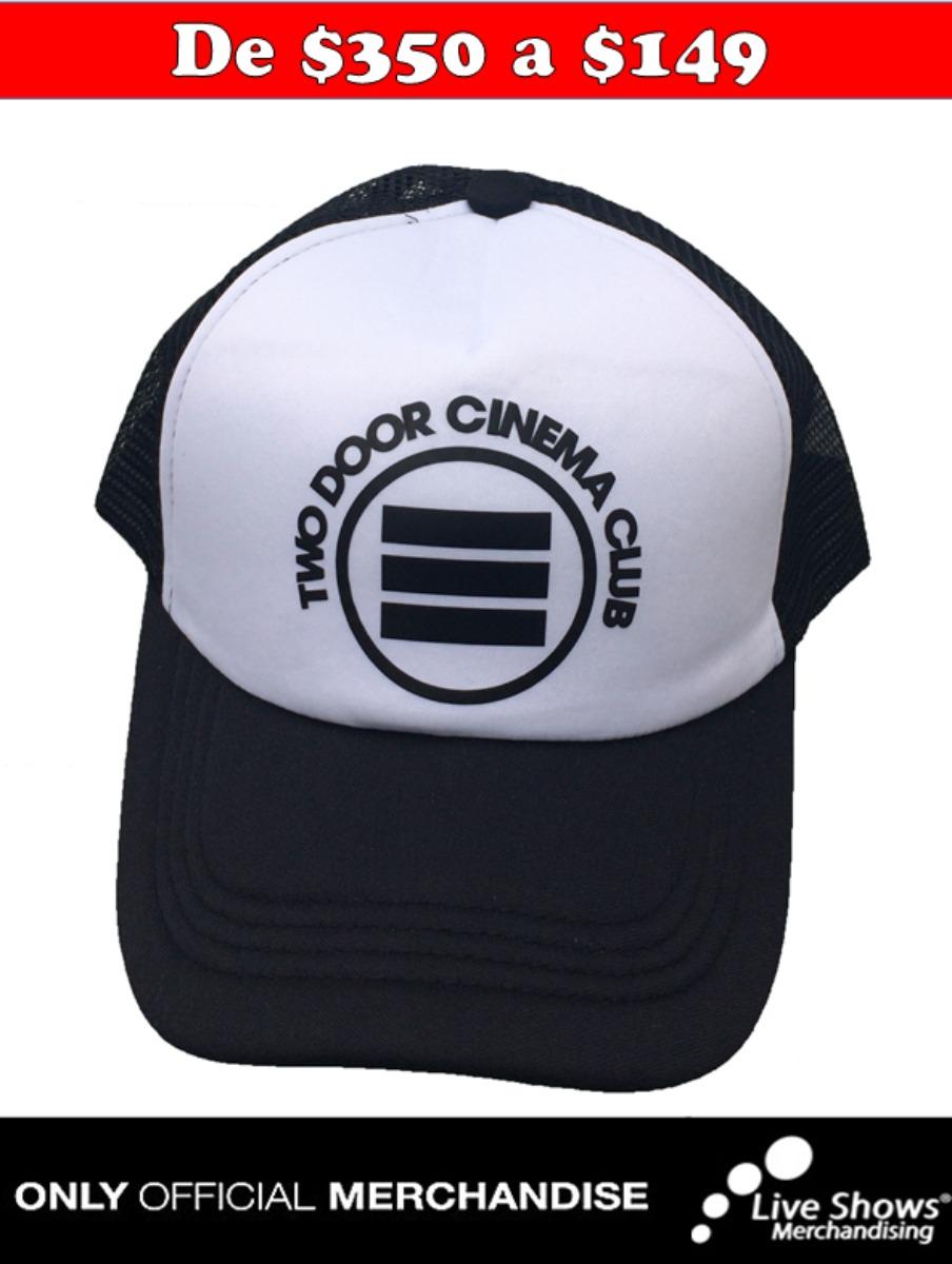 Gorra Oficial TWO DOOR CINEMA CLUB