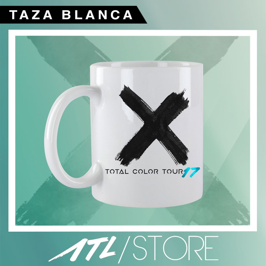 TAZA BLANCA TCT 17
