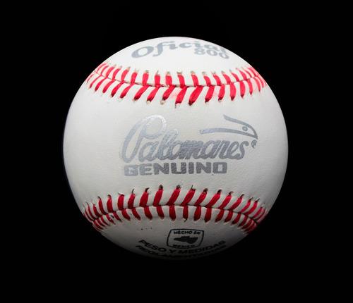 Docena Pelotas Beisbol Baseball Oficial Palomares Diamante